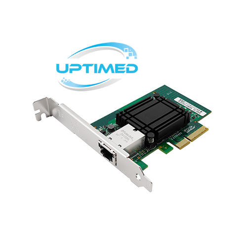 Uptimed 10G Workstation RJ45 Netwerkadapter