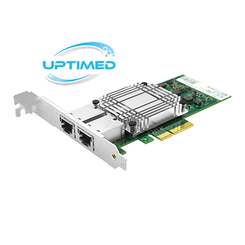 Uptimed 10G Server Dual Port RJ45 Netwerkkaart met Intel® X550 Chipset